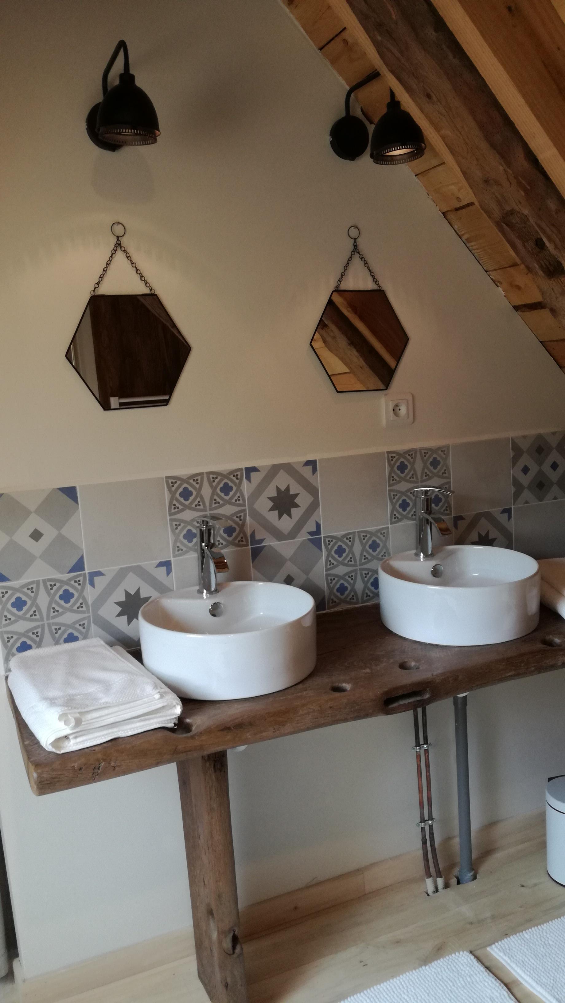 lavabo;salle de bains