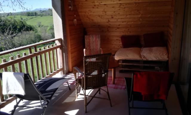 salon;balcon